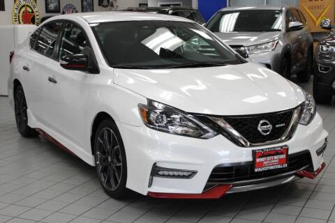 2019 Nissan Sentra for sale at Windy City Motors in Chicago IL