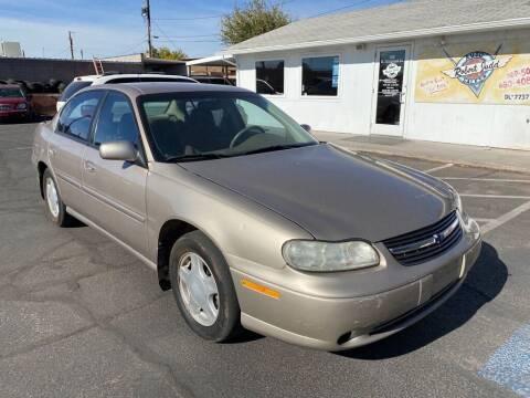 2000 Chevrolet Malibu for sale at Robert Judd Auto Sales in Washington UT