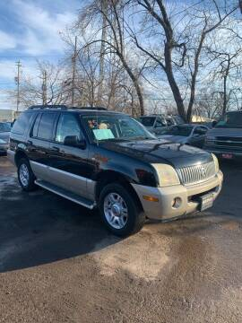 2005 Mercury Mountaineer for sale at Big Bills in Milwaukee WI