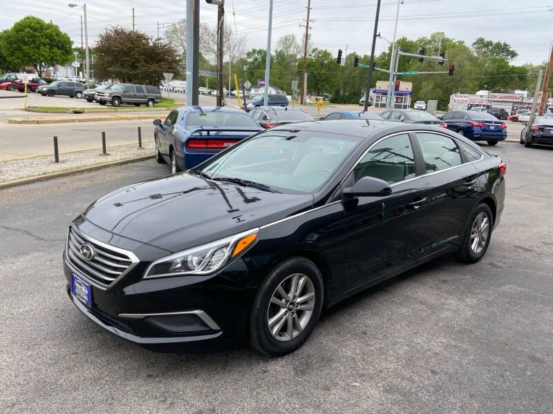 2016 Hyundai Sonata for sale at Smart Buy Car Sales in St. Louis MO