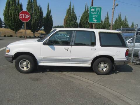 1997 Ford Explorer for sale at Car Link Auto Sales LLC in Marysville WA
