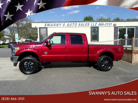 2014 Ford F-250 Super Duty for sale at Swanny's Auto Sales in Newton NC