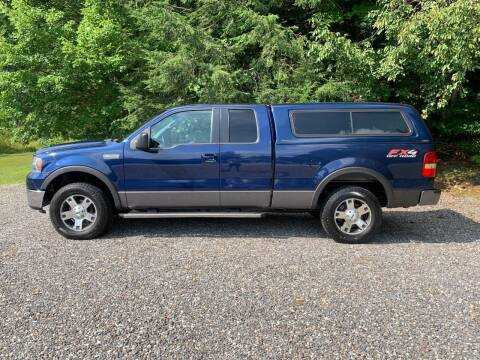 2007 Ford F-150 for sale at Top Notch Auto & Truck Sales in Gilmanton NH