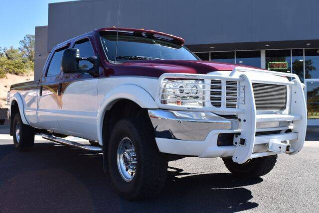 1999 Ford F-250 Super Duty for sale at Choice Auto & Truck Sales in Payson AZ