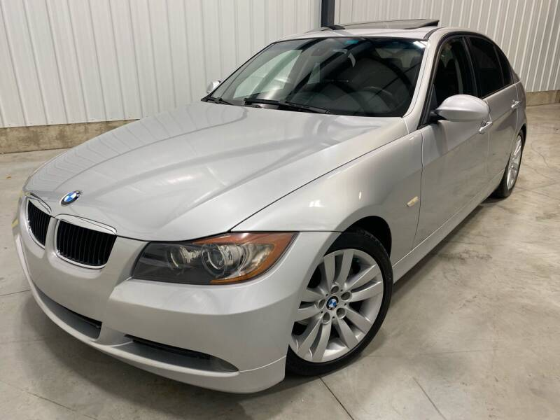 2006 BMW 3 Series for sale at EUROPEAN AUTOHAUS in Holland MI