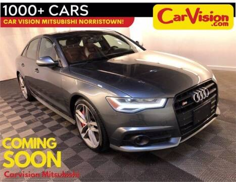 2017 Audi S6 for sale at Car Vision Buying Center in Norristown PA