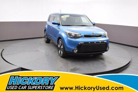 2016 Kia Soul for sale at Hickory Used Car Superstore in Hickory NC