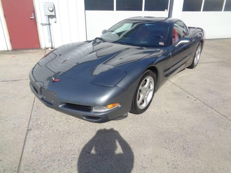 2004 Chevrolet Corvette for sale at Lewin Yount Auto Sales in Winchester VA