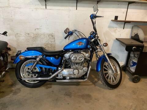1997 Harley Davidson Sportster Hugger for sale at CarSmart Auto Group in Orleans IN