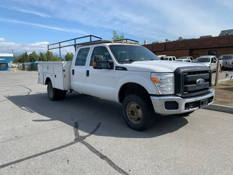 2012 Ford F-350 Super Duty for sale at Freedom Auto Sales in Anchorage AK