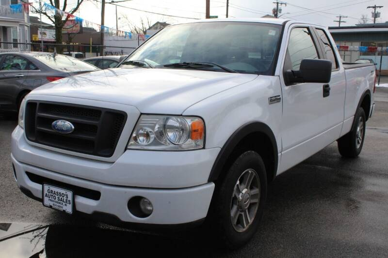 2008 Ford F-150 for sale at Grasso's Auto Sales in Providence RI