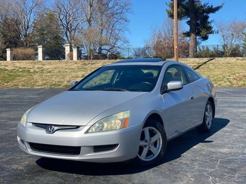 2004 Honda Accord for sale at Sebar Inc. in Greensboro NC