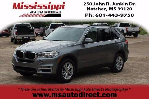 2014 BMW X5 for sale at Auto Group South - Mississippi Auto Direct in Natchez MS