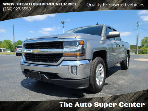 2017 Chevrolet Silverado 1500 for sale at The Auto Super Center in Centre AL