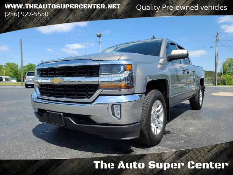 2017 Chevrolet Silverado 1500 for sale at The Auto Super Center in Centre AL