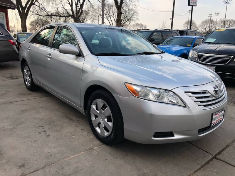 2007 Toyota Camry for sale at Direct Auto Sales in Milwaukee WI