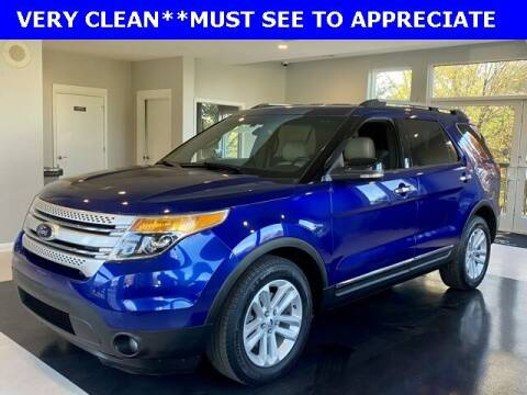2013 Ford Explorer for sale at Ron's Automotive in Manchester MD