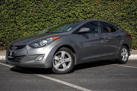 2013 Hyundai Elantra for sale at 605 Auto  Inc. in Bellflower CA