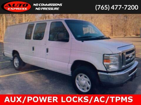 2012 Ford E-Series Cargo for sale at Auto Express in Lafayette IN