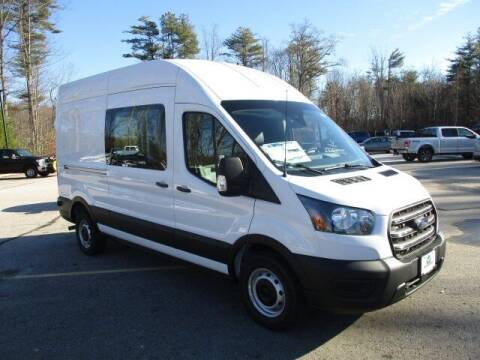 2020 Ford Transit Cargo for sale at MC FARLAND FORD in Exeter NH