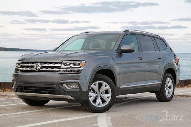 2018 Volkswagen Atlas for sale in White Plains, NY