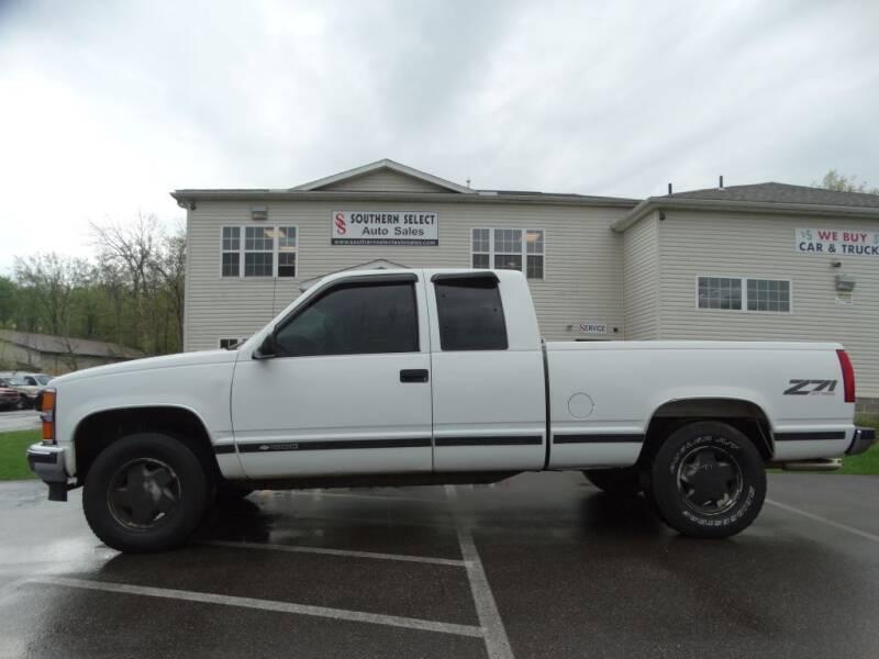 1998 Chevrolet C/K 1500 Series for sale in Troy, MI