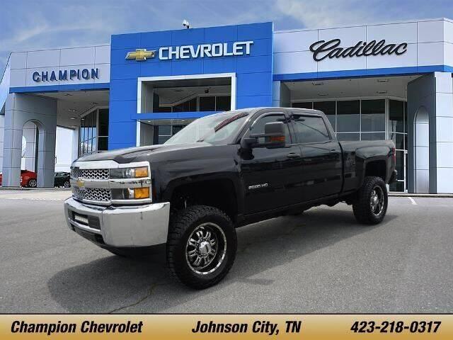 2019 Chevrolet Silverado 2500HD for sale in Johnson City, TN