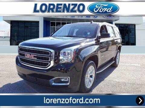 2017 GMC Yukon for sale at Lorenzo Ford in Homestead FL
