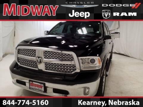 2015 RAM Ram Pickup 1500 for sale at MIDWAY CHRYSLER DODGE JEEP RAM in Kearney NE