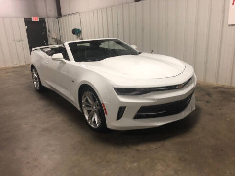 2016 Chevrolet Camaro for sale at Matt Jones Motorsports in Cartersville GA