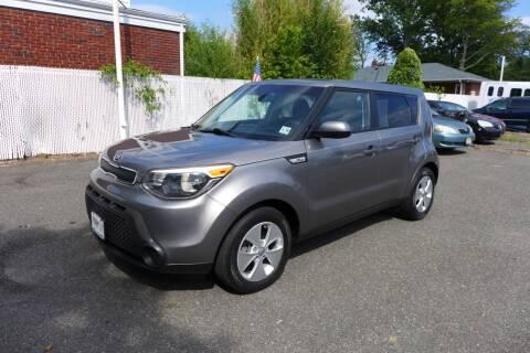 2015 Kia Soul for sale at FBN Auto Sales & Service in Highland Park NJ