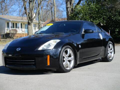 2007 Nissan 350Z for sale at A & A IMPORTS OF TN in Madison TN
