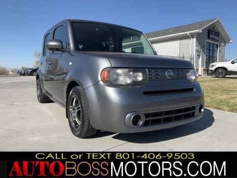 2010 Nissan cube for sale at Auto Boss in Woodscross UT