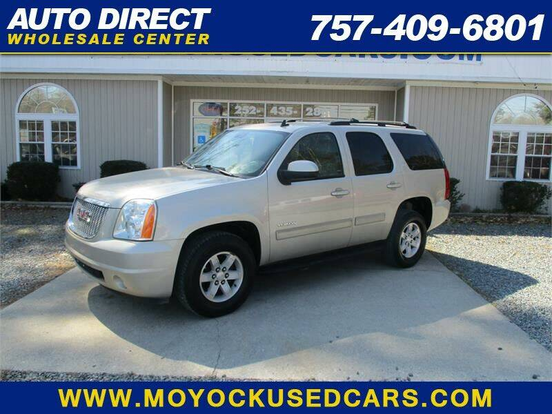 2013 GMC Yukon for sale at Auto Direct Wholesale Center in Moyock NC