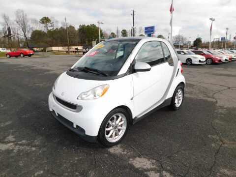 2010 Smart fortwo for sale at Paniagua Auto Mall in Dalton GA
