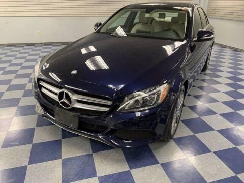 2015 Mercedes-Benz C-Class for sale at Mirak Hyundai in Arlington MA