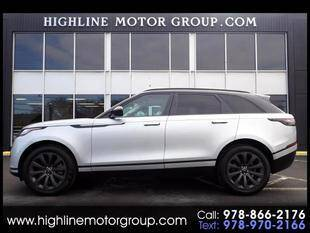 2018 Land Rover Range Rover Velar for sale at Highline Group Motorsports in Lowell MA