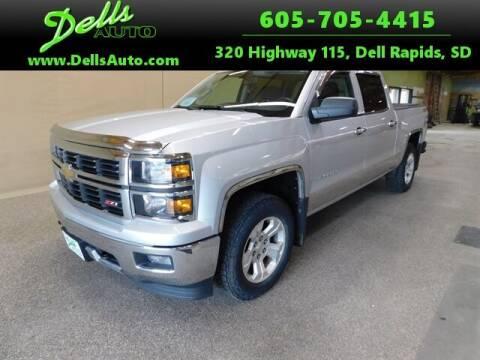 2014 Chevrolet Silverado 1500 for sale at Dells Auto in Dell Rapids SD