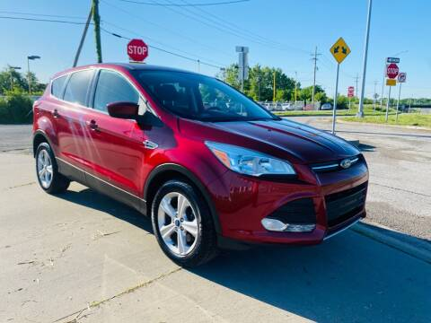 2016 Ford Escape for sale at Xtreme Auto Mart LLC in Kansas City MO