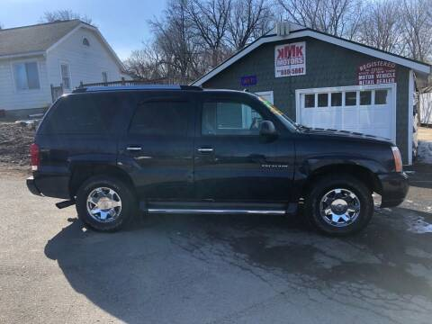 2005 Cadillac Escalade for sale at KMK Motors in Latham NY