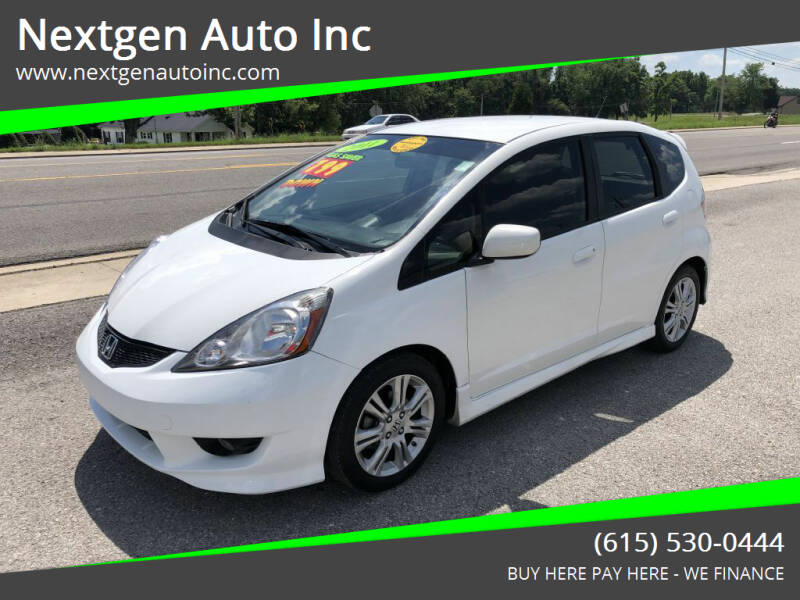 2011 Honda Fit for sale in Smithville, TN
