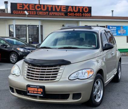 2006 Chrysler PT Cruiser for sale at Executive Auto in Winchester VA