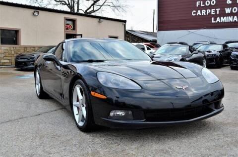 2013 Chevrolet Corvette for sale at LAKESIDE MOTORS, INC. in Sachse TX