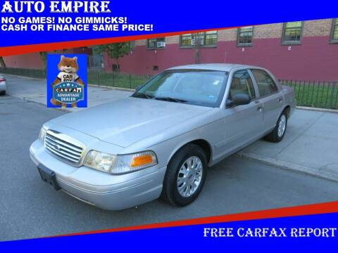 2005 Ford Crown Victoria for sale at Auto Empire in Brooklyn NY