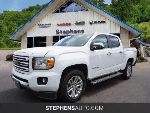 2016 GMC Canyon for sale at Stephens Auto Center of Beckley in Beckley WV