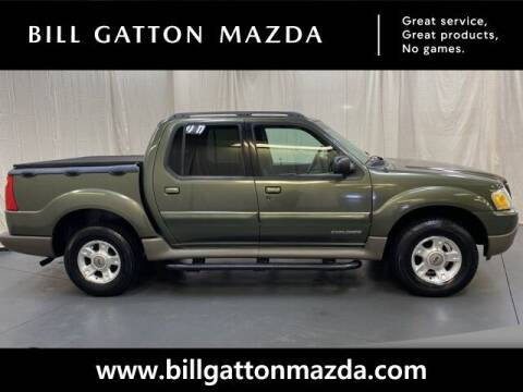 2001 Ford Explorer Sport Trac for sale at Bill Gatton Used Cars - BILL GATTON ACURA MAZDA in Johnson City TN
