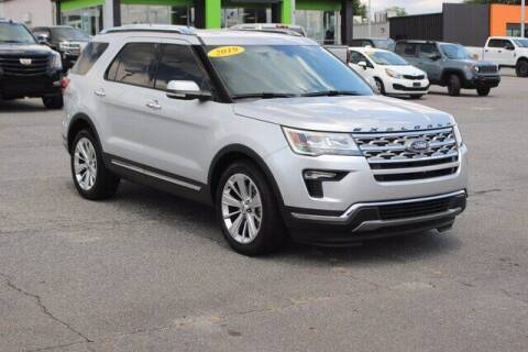 2019 Ford Explorer for sale at Hickory Used Car Superstore in Hickory NC