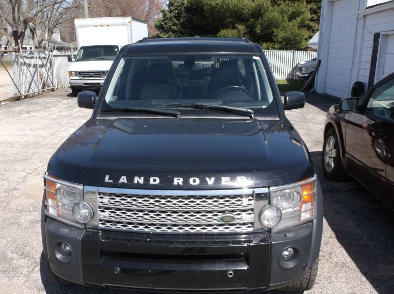 2008 Land Rover LR3 for sale at M & N CARRAL in Osceola IN