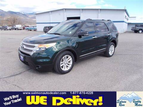2013 Ford Explorer for sale at QUALITY MOTORS in Salmon ID