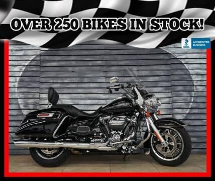 2019 Harley-Davidson Road King for sale at Motomaxcycles.com in Mesa AZ